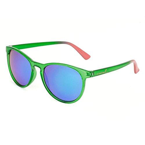 Gafas ray ban verdes espejo louisiana bucket brigade for Gafas de sol ray ban espejo